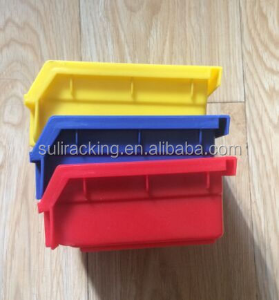 Plastic Bins for warehouse, stockroom and garage use