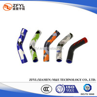 High Temperature Flexible 45 Degree Elbow Silicone Rubber Hose For Automotive