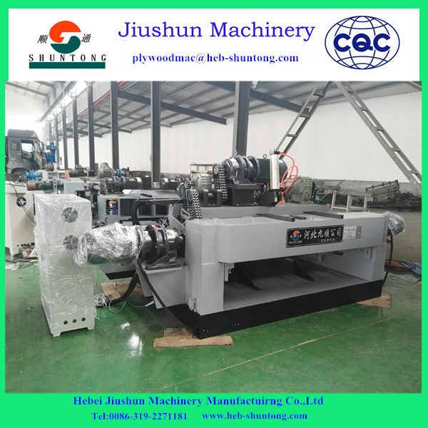 Spindle less Face Veneer Rotary Peeling Lathe Face Veneer Machine
