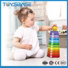 Baby educational toy stacking folding stack up nesting cups