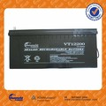 high quality battery 12v 200ah dc rate 12v deep cycle battery online