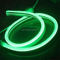 Ultra-bright IP65 RGB Color jacket led neon flex rope light
