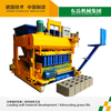 Newest Technology hot selling massive moving block machine QTM6-25 big movable block machine for Libya