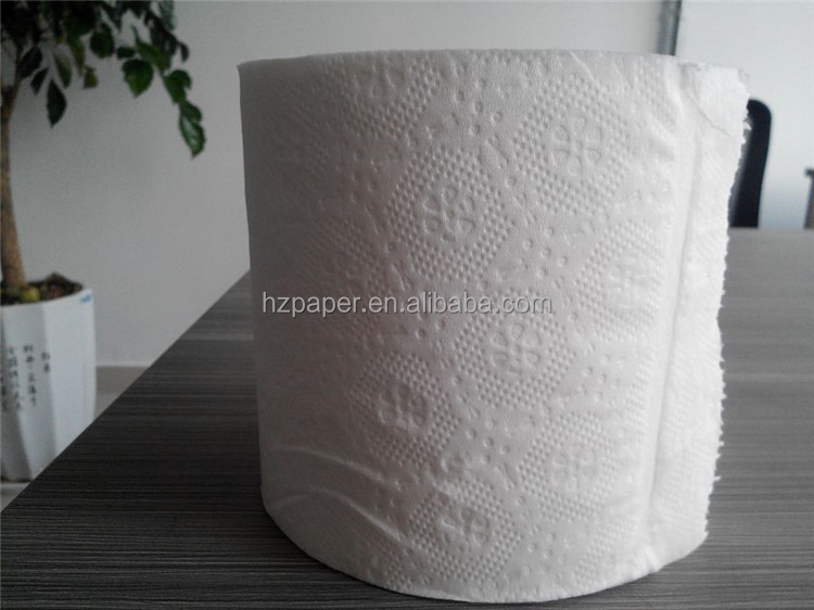 Wholesale Cheap Pure Virgin Wood Pulp Toilet Paper Tissue