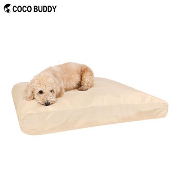 Chew & Scratch Resistant&Waterproof Oxford washable pet dog beds With Comfortable Filling