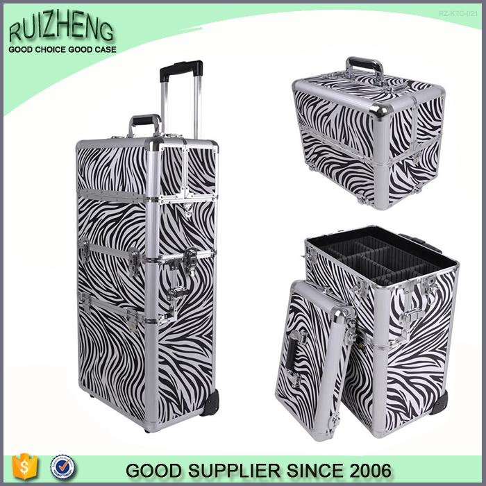 New model high quality kids trolley hard case luggage