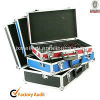 Heavy Duty Aluminum Briefcase Tools Storage Cases