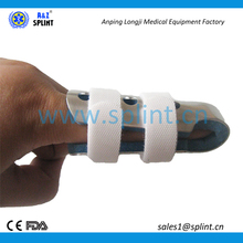pocket size lightweight finger splint
