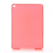 Transparent TPU case for iPad mini 4 cover
