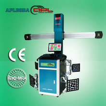Hot Sale! APL- S60 Excellent x3d wheel alignment & garage equipment