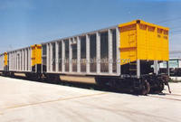 railway wagon, heavy duty wagon, railway freight train for sale