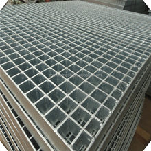 Qiangyu hot sale galvanized steel stud price / hot dip galvanized steel grating