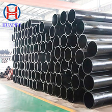 Natural Gas Pipeline Seamless Steel Tubes, Building Material SMLS Steel Pipe