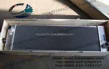 pc200-8 excavator water radiator 20Y-03-42452