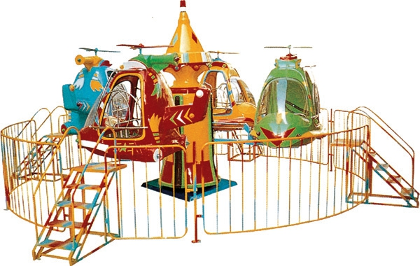 New product ocean carousel for sale