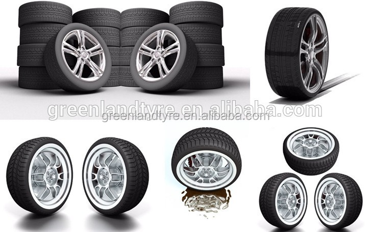 manufacture new design high quality yokohama car tires 285/25R22 solid tire