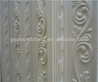 decoration gypsum plaster ceiling cornices and mouldings/CORNICE AND CEILING MOULD