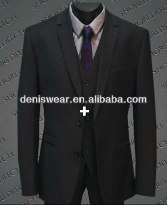 wool poly mens suits