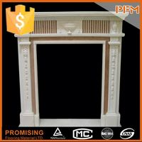 house interior used indoor gas fireplace