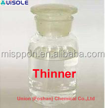 High Quality Pu Furniture Coating Thinner For Solid Colors And Clear Coat