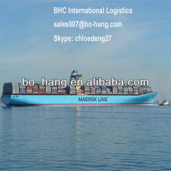 national express logistics, from China port --Daicy