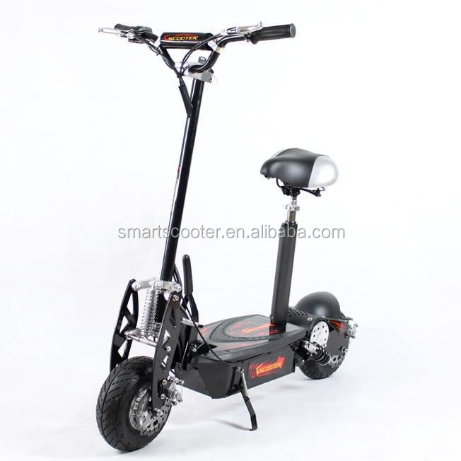 Two wheel 2000W smart carbon balance electric scooter for kids