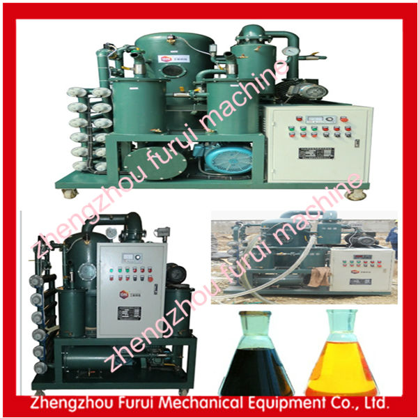 transformer oil purifier/dielectric oil purifier
