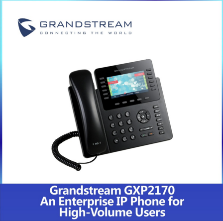 Grandstream GXP2170 IP phones encrypted XML files and TR-069