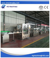 Automatic beer filling machine 3 in 1 with the best quality and the most competitive price