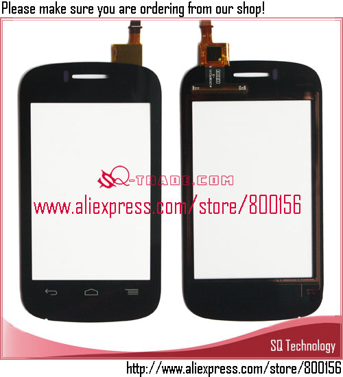 Cheap Original Cell Phone for Alcatel One Touch Pop C1 4015 4015X Digitizer Touch Screen