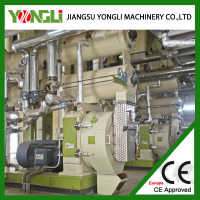 Good quality CE approved feed pellet mill yongli
