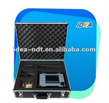 Lightest and most portable ultrasonic flaw detector