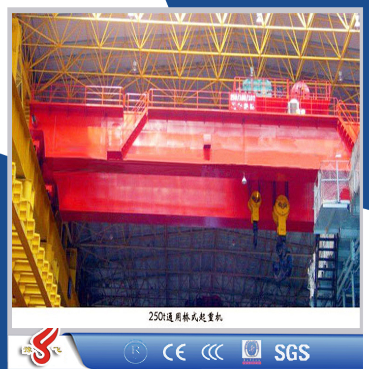 LHB type explosion-proof electric hoist overhead crane manufactured from China