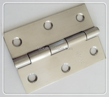 "Low MOQs fast dispatch economical China 4""x3""x2 Core pulling stainless steel hinge"