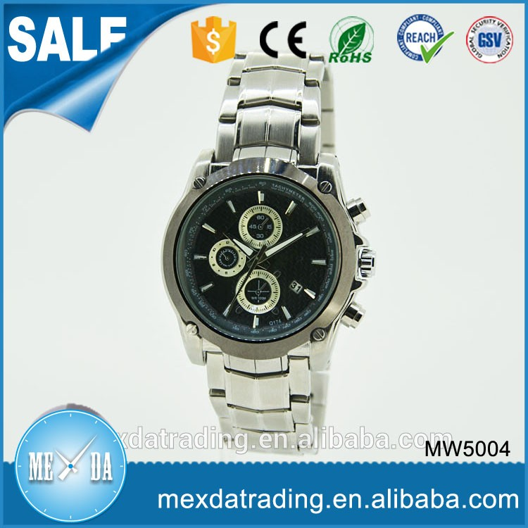 china high quality steel strap multi function smart watch phone