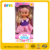 Professional supply popular vinyl electronic big eyes doll for sale