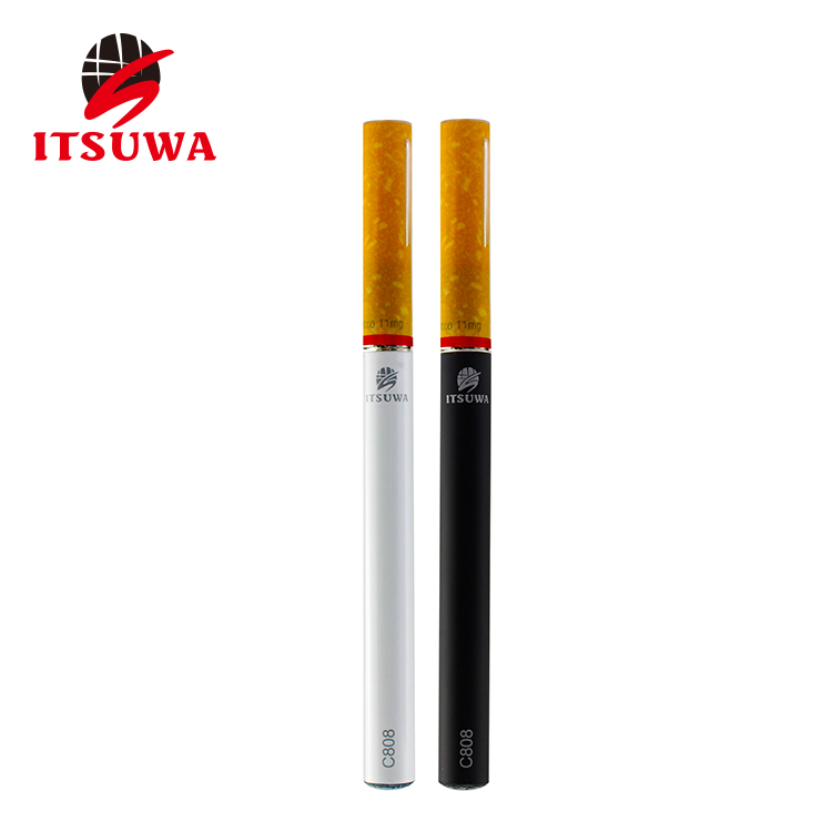 Healthy & safe disposable electronic cigarette e-cig mod kit