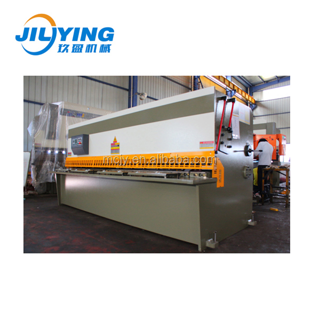 E21 Hydraulic Shearing Machine for metal sheet cutting iron steel plate