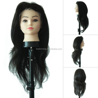 High quality full elastic lace wig