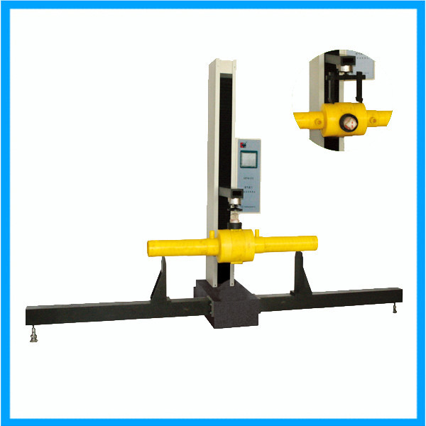 Thermoplastic Valves Bend Tightness Testing Machine