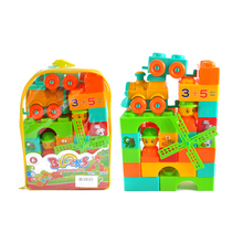 Most hot selling kids building block with windmill