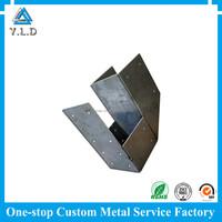 Factory Price Custom Carbon Steel Metal Plate Welding