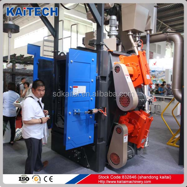 World Brand KAITA Q37 Series Hanger Type sand peening equipment