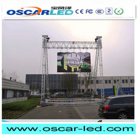 plastic P3.91 mm 180021b xxx dvd video adult film hd av fantasy japanese exhibit led light sign Oscarled with CE certificate
