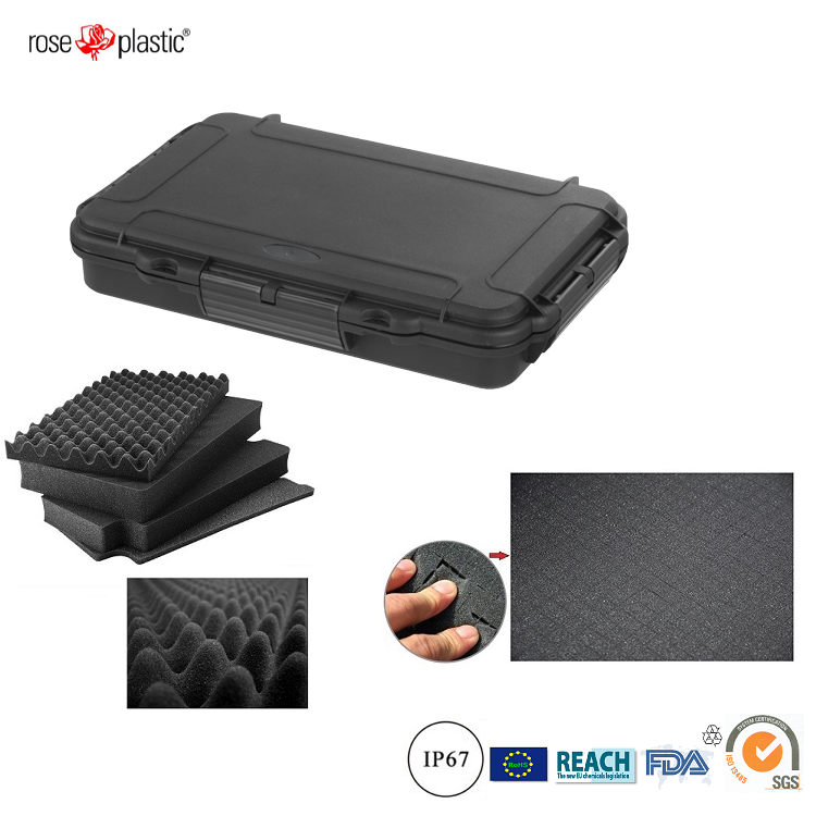 Anti-shock waterproof plastic case for camera RCPS 195