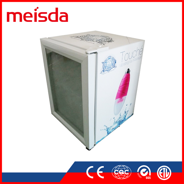 Good Quality SD21 Display Upright Compressor Freezer