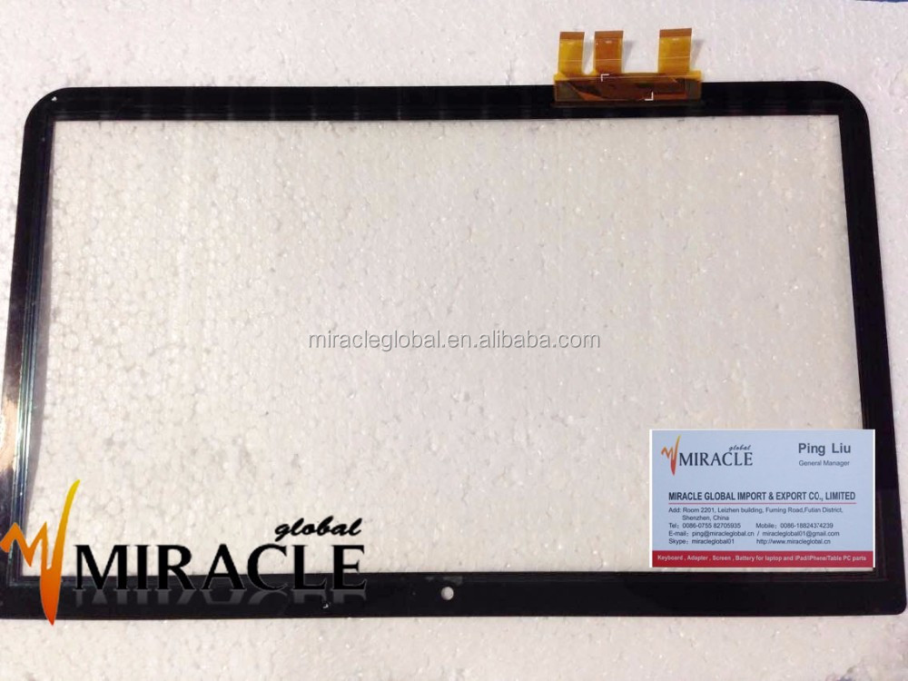 15.6 New arrivals Touch Digitizer for TOSHIBA P50t-B02M Touch Screen replacement 69.15104.G02