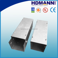 Galvanized Metal Troughs/ HDG Cable Tray (UL,cUL,CE,IEC,ISO)