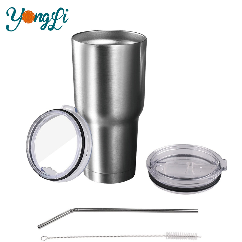 Hot Selling Double Wall 30oz Stainless Steel Vacuum Insulated Tumbler