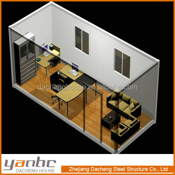 Sale Mobile sandwich panel prefabricated container house for living/office/shop